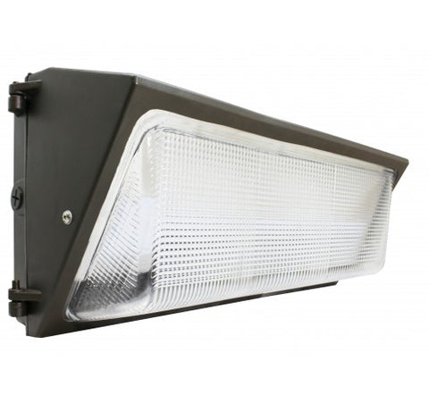 Westgate 120W Large Fixed Led Wall Packs Non-cutoff With Glass Lens - Buyrite Electric