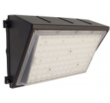 Westgate 80W Medium Fixed Led Wall Pack Non-cutoff With Optic Lens - BuyRite Electric