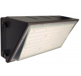 Westgate 120W Large Fixed Led Wall Packs Non-cutoff With Optic Lens - Buyrite Electric