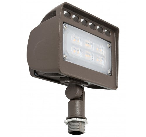 Westgate 12W Medium LED Flood Lights LF4 Series 120~277V - Dark Bronze - Buyrite Electric