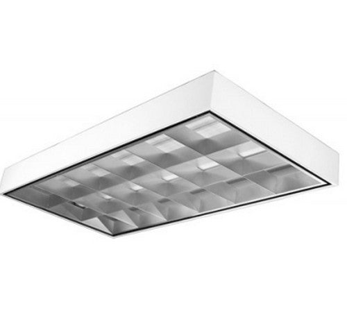 Utopia Lighting SP LED 2' x 2' LED Surface Mount Parabolic- BuyRite Electric