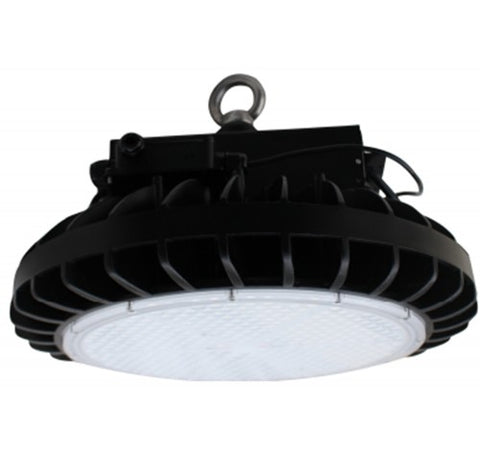 Westgate 300W LED UFO High Bay Fixtures 120~277V - Black - BuyRite Electric