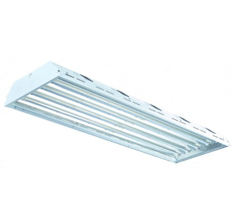 "Westgate 240W 4FTx20-1/2"" Medium LED Linear High Bay Fixture  120~277V - White - BuyRite Electric"