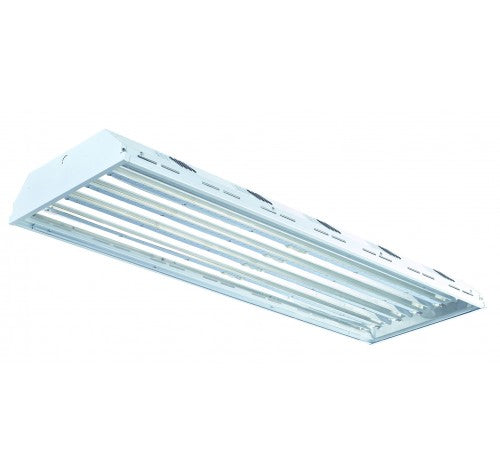 "Westgate 120W 4FT x 11-1/4"" Medium LED Linear High Bay Fixture 120~277V - White - BuyRite Electric"