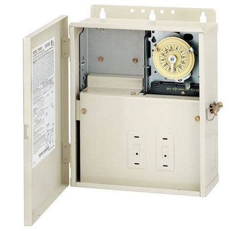 Intermatic T10004R 30A Power Center With T104M Mechanism - BuyRite Electric