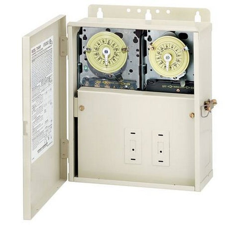 Intermatic T10604R 30 A Power Center With T106M & T104M Mechanisms - BuyRite Electric