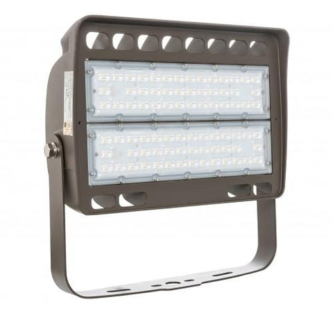 Westgate 100W Large LED Flood Lights LF4 Series 120~277V - Dark Bronze - BuyRite Electric