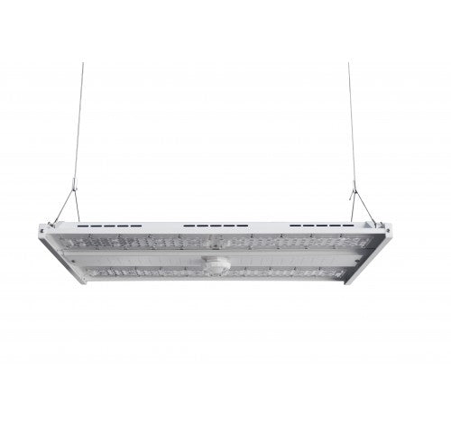 Westgate LLHB2-150W-50K-D 150W LED Linear High Bay with Aircraft Cable Suspension 120~277V AC