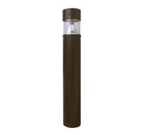 "Utopia Lighting BLD2-D 8"" Dia. LED Bollard Light, 25W-60W- BuyRite Electric"