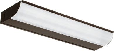 ELCO Lighting EUM44BZ Zinnia LED Undercabinet Lights 33 1/4 Inch 15W 3000K 1350 lm 120V Bronze Finish