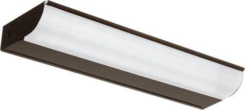 ELCO Lighting EUM45DXW-7 Zinnia LED Undercabinet Bar 20W 3000K 1800 lm 277V 0-10V White Finish | BuyRite Electric