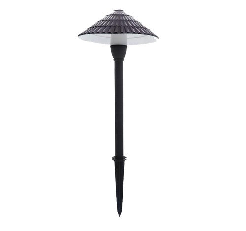 ABBA Lighting 3W CD67 Cast Aluminum Path Light With Ground Spike 12V AC / DC - BuyRite Electric