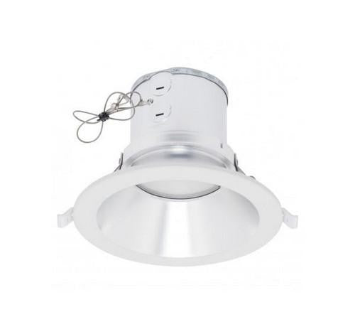 "Westgate 20W Led Commercial Recessed Light 4"" 120~277V - White Trim - BuyRite Electric"