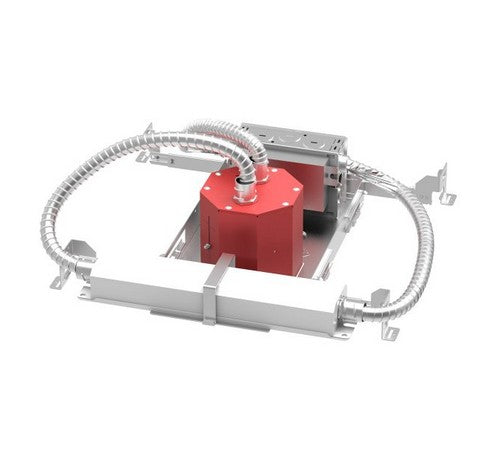 "DMF Lighting DRDHNJD 4"" Fire Rated New Construction OneFrame Deep Junction Box - 120V - BuyRite Electric"