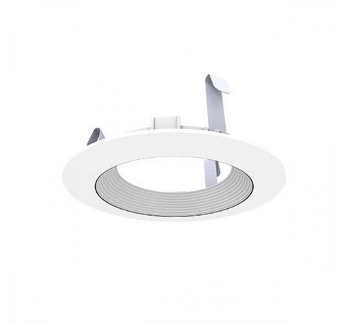 "DMF Lighting DRD2TR4BWH 4"" LED Round Baffle Trim - BuyRite Electric"