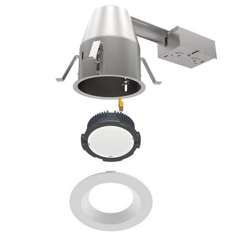 "DMF Lighting DRDHRIC4 4"" LED IC Rated Airtight Title 24 Remodel Recessed - BuyRite Electric"