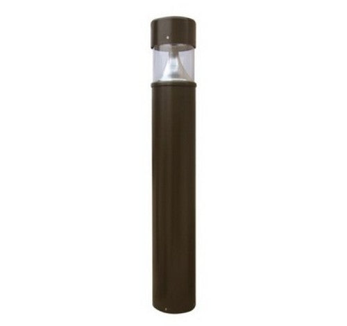 "Utopia Lighting BLD1-D 6.5"" Dia. LED Bollard Light, 25W or 35W- BuyRite Electric"