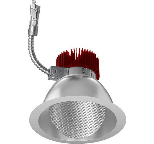 ELCO Lighting E611L12SDH 6 Inch LED Light Engine with Wall Wash Trim Haze Finish Sunset 1250 Lumens