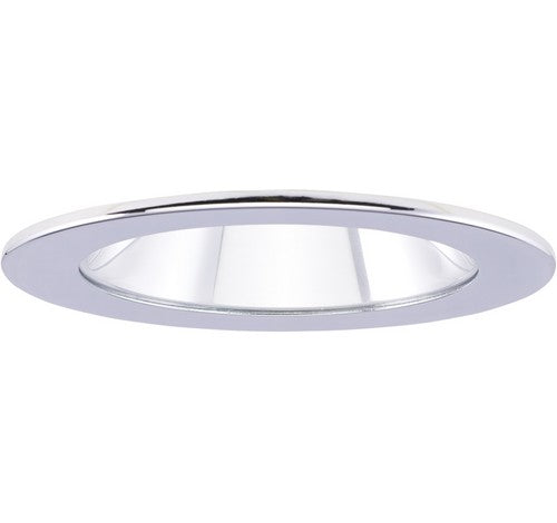 "ELCO Lighting EL1411C 4"" Adjustable Shower Trim with Clear Reflector and Lens Trim Clear"