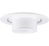 "ELCO Lighting EL1425W 4"" Adjustable Spot Trim White"
