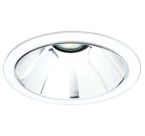 "ELCO Lighting EL1516G 6"" Adjustable Reflector Trim Gold with White Ring"