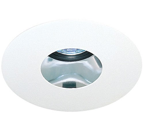 "ELCO Lighting EL1521C 6"" Adjustable Reflector Trim Clear with White Ring"