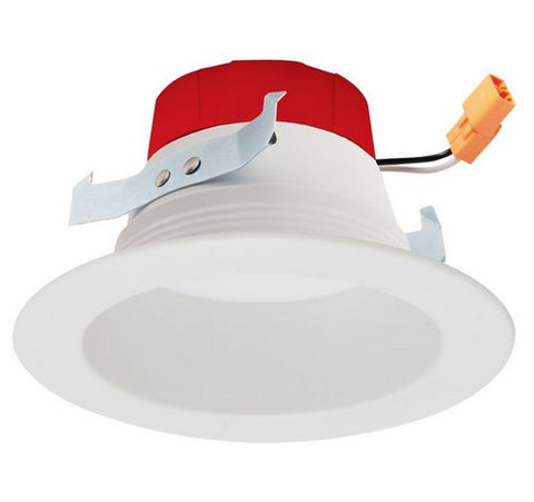 ELCO Lighting EL415CT5W Contemporary White LED 5-Color Temperature Recessed Lighting Reflector Insert - BuyRite Electric