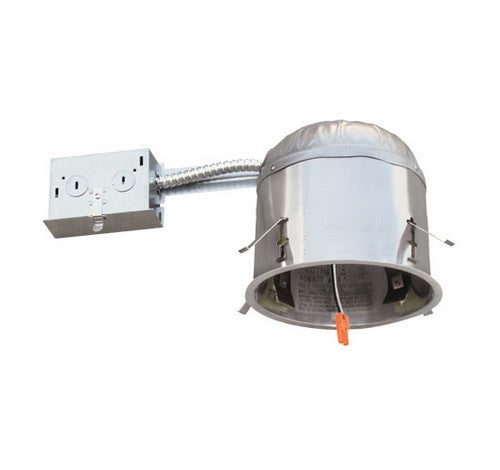 ELCO Lighting EL560RICA 17W Max 5 Inch IC Airtight Shallow Remodel Housing for LED Inserts - BuyRite Electric