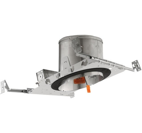 "ELCO Lighting EL970ICA LED Recessed Light 6"" Sloped Airtight Ic Ceiling Housing - BuyRite Electric"