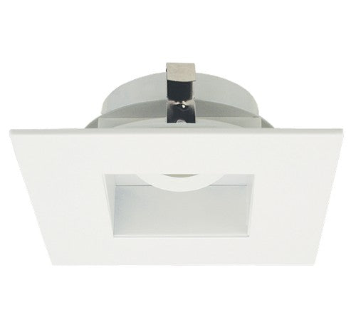ELCO Lighting ELK4282W Pex™ 4 Inch Square Adjustable Reflector die-cast trims with twist-&-lock system - BuyRite Electric