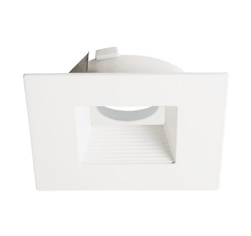 ELCO Lighting ELK4743 Flexa™ 4 Inch Square Baffle for Koto™ Module - BuyRite Electric