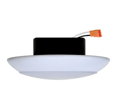"ELCO Lighting ELSF4030W White 4"" Alva LED Disk Light (Wet Location) 120V - BuyRite Electric"