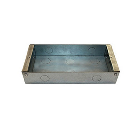 Kuzco Lighting ER7108-MBOX Interior Wiring Galvanized Back Box - BuyRite Electric