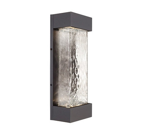 Kuzco Lighting EW7018-GH Moondew Outdoor Wall LED Sconce Light 120V - BuyRite Electric