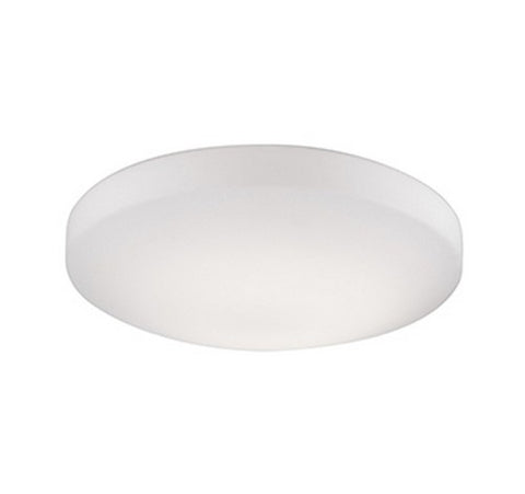 Kuzco Lighting FM11011-WH Trafalgar White LED Indoor Ceiling Light 120V - BuyRite Electric