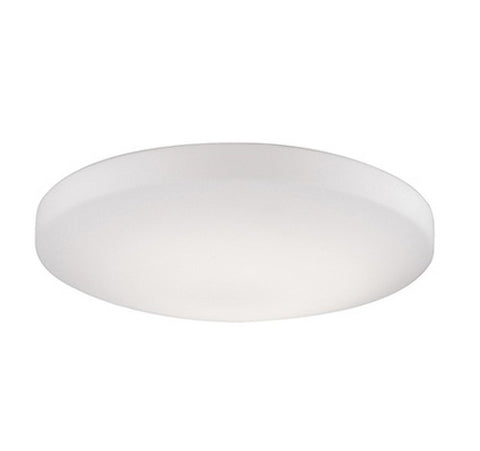 Kuzco Lighting FM11015-WH Trafalgar White LED Indoor Ceiling Light 120V - BuyRite Electric