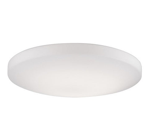 Kuzco Lighting FM11019-WH Trafalgar White LED Indoor Ceiling Light 120V - BuyRite Electric