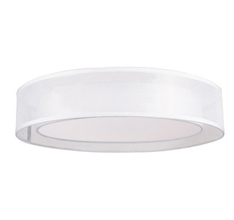 Kuzco Lighting FM11415-XX Covina White LED Indoor Ceiling Light 120V - BuyRite Electric