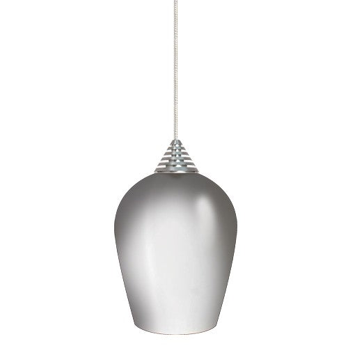 ELCO Lighting EDL61N-FR LED Blake Glass Pendants 5W 3000K 300 lm 120 Frost Finish | BuyRite Electric
