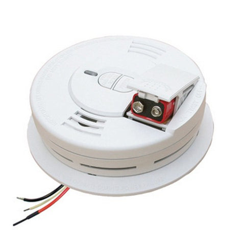 Kidde i12060A Hardwired Smoke Alarm 120V AC / DC - BuyRite Electric