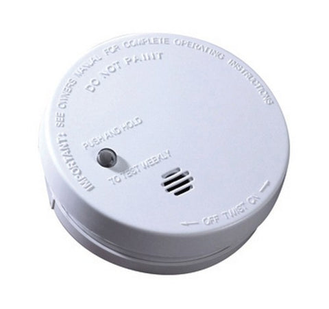 "Kidde i9040 Fire Sentry™ Battery Operated 4"" Smoke Alarm 9V"