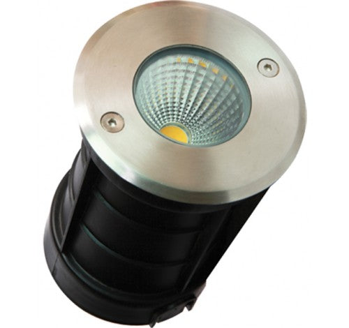 Westgate 7W Large Aluminium Integrated Led (In Ground) Lights - BuyRite Electric