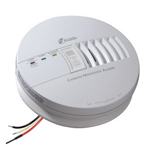 Kidde KN-COB-IC Hardwired Operated Carbon Monoxide Alarm 9V - BuyRite Electric