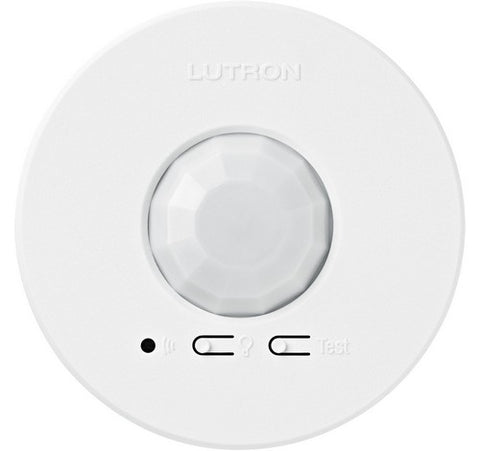 Lutron LRF2-OCR2B-P-WH Radio Power Saver Wireless Ceiling-Mounted Sensor - BuyRite Electric