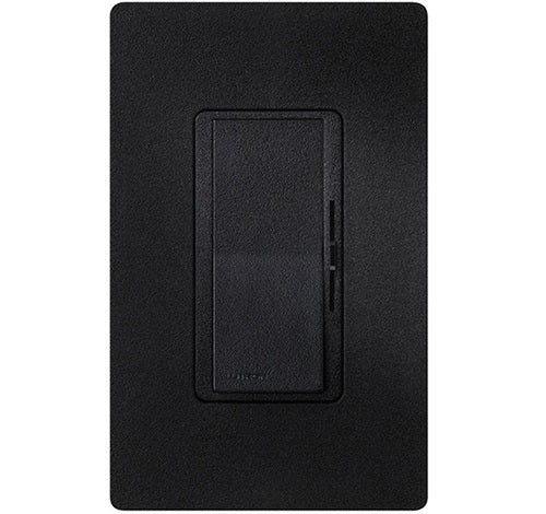 Lutron Diva Dimmable CFL / LED Dimmer BLACK - BuyRite Electric
