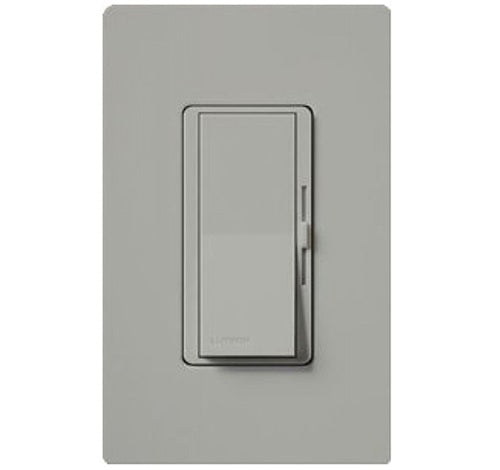 Lutron Diva Dimmable CFL / LED Dimmer GRAY - BuyRite Electric