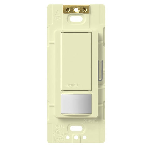 Lutron Maestro Switch with Occupancy / Vacancy Sensor Almond - BuyRite Electric