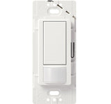 Lutron Maestro Switch with Occupancy / Vacancy Sensor White - BuyRite Electric
