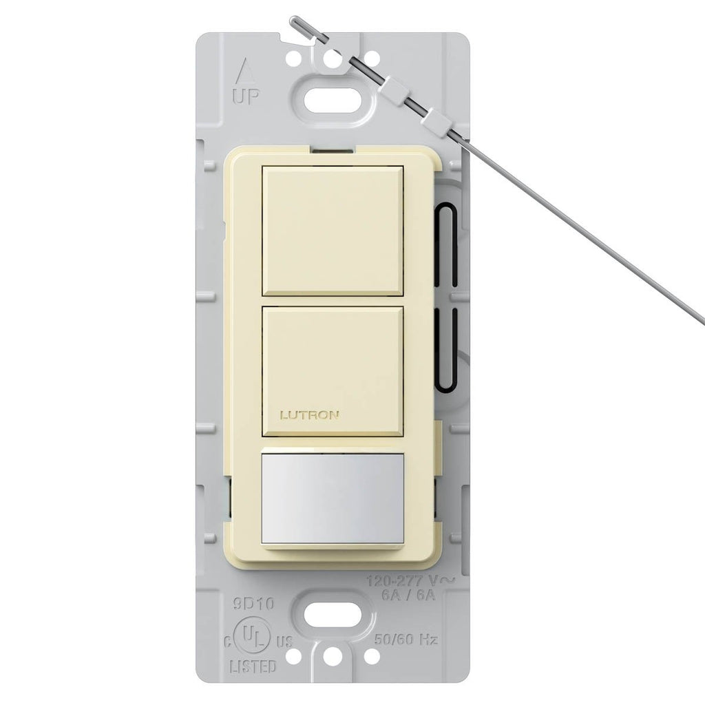 Lutron Maestro Dual-Circuit Switch with Occupancy / Partial-On Sensor AL - BuyRite Electric
