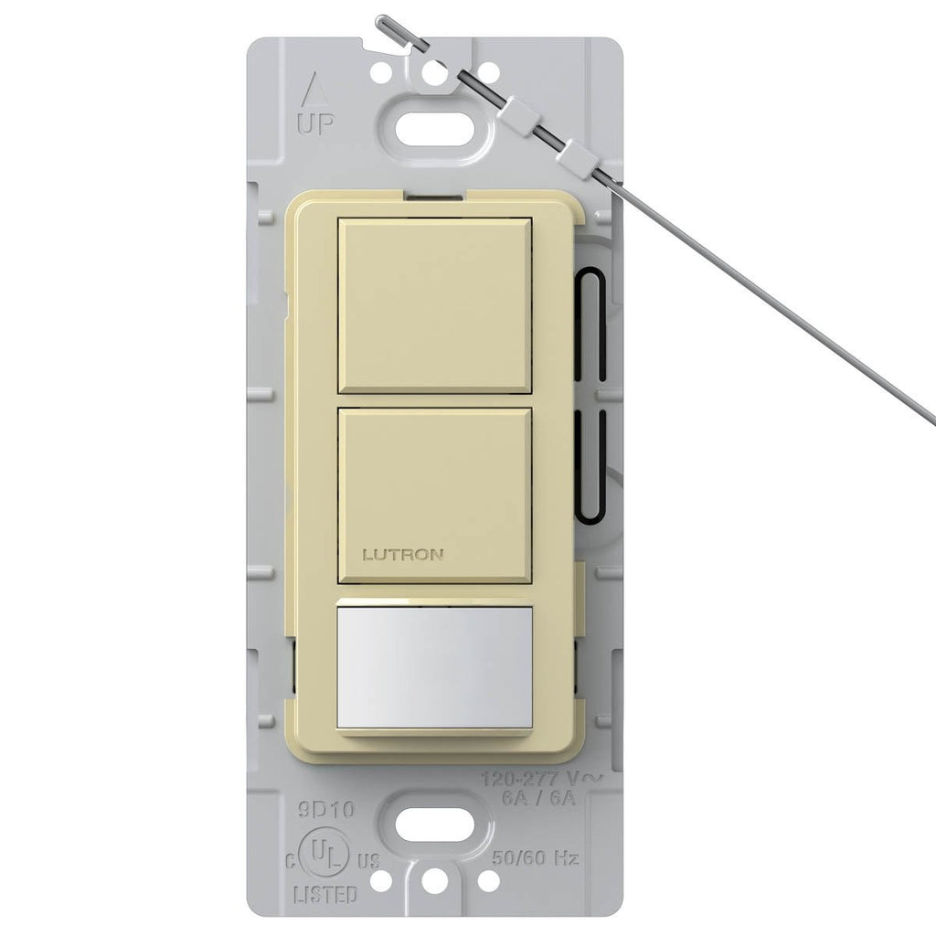 Lutron Maestro Dual-Circuit Switch with Occupancy / Partial-On Sensor IV - BuyRite Electric